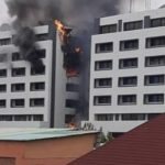 breaking-fire-guts-office-of-the-accountant-general-in-abuja